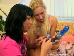 Stars video link category Nasty Angels (180) sec. Teen girls lesbian sex exp().