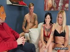 Full x videos category ass_to_mouths (316 sec). Sexy girl is brought in anal asylum for harsh therapy.