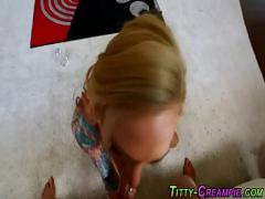 Download stream video category big_tits (330 sec). Ho tit fucked gets jizzed.