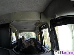 Full stream video category blonde (330 sec). Pretty passenger enjoyed fucking driver.