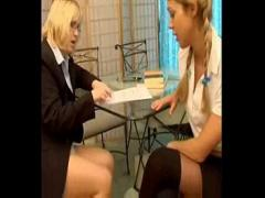 Sexy youtube video category lesbian (778 sec). Teachers Pet.